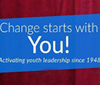 Change startts with you!