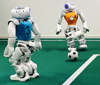 Football training robots