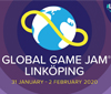 Logo Global Game Jam Linköping.