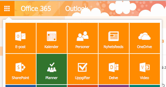 E-post i Office 365